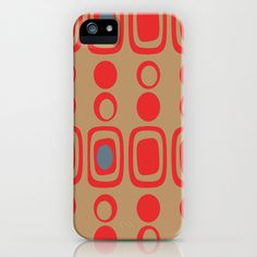 Augustus iPhone Case by Crash Pad Designs - $35.00