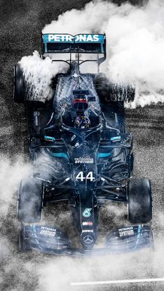 """Mercedes-AMG PETRONAS F1 Team on Twitter: """"For one last time in 2020. 🖤 It's #WallpaperWednesday 🔥… """""""