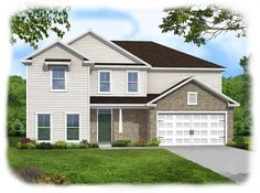 131 Spoonbill Circle | New Homes in Savannah GA | Konter Quality Homes