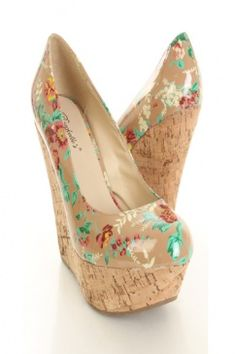my style shoes :) http://www.wanelo.com/women/Blush+Floral+Print+Patent+Faux+Leather.-578059.html