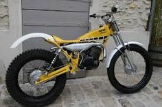Awesome Vintage 1974 Suzuki RL 250 Exacta Trials Bike