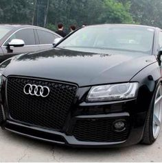 Audi A5...Audi has stepped up their game!