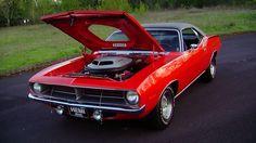 1970 Plymouth Hemi Cuda 426 Shaker
