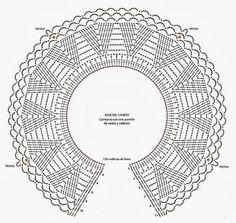 tejidos artesanales en crochet: bolero con delicado encaje tejido en crochet