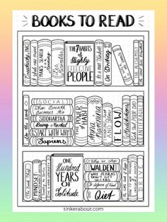 7 Books To Read That Might Just Change Your Life (+ Free Bullet Journal Printable) Books free books to read Bullet Journal Books To Read, Bullet Journal Bucket List, Bullet Journal Calendar, Bullet Journal Banners, Bullet Journal August, Bullet Journal Junkies, Bullet Journal Spread, Bullet Journal Layout, Bullet Journal Inspiration