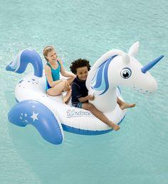 Giant Unicorn Ride-On Float