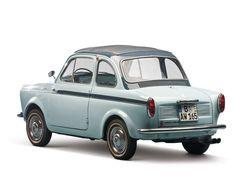 1960 Fiat Weinsberg 500 Limousette                                                                                                                                                                   Estimate:$20,000-$30,000 US