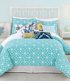 Trina Turk Trellis Turquoise Bedding Collection #Dillards