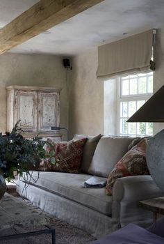 A dreamed-of Gotland drawing room...