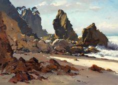 Light & Shade, Otama, Coromandel - John Crump
