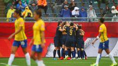 Resultado do jogo Brasil x Austrália pela Copa do Mundo de Futebol Feminino - domingo - 21 de junho - 21/06/2015 | NoticiaBR.com