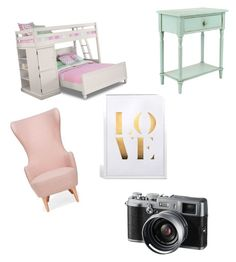 """Dream Bedroom"" by annikenrabben on Polyvore featuring interior, interiors, interior design, home, home decor, interior decorating, Tom Dixon, Fuji and bedroom"