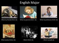 Proud English Major