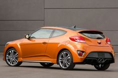 New 2016 Hyundai Veloster Review Side View Model