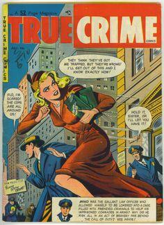 TRUE crime!!