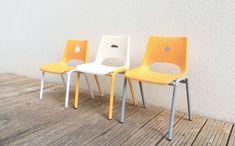 Peindre un meuble : 15 erreurs à éviter - Côté Maison Dining Chairs, Support, Vintage, Furniture, St Max, Home Decor, Recherche Google, Minimalism, Inspiration