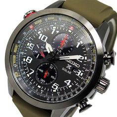 BEST QUALITY WATCHES - Seiko Solar Chronograph Pilots SSC353P1, £189.99 (http://www.bestqualitywatches.co.uk/seiko-solar-chronograph-pilots-ssc353p1/)