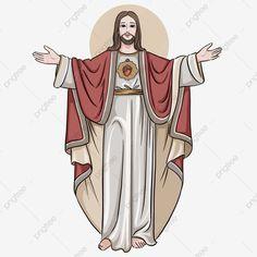 Christmas Jesus Christ portrait png and psd file Jesus Cartoon, Cartoon Cartoon, Cartoon Characters, Archangel Prayers, Jesus Artwork, Jesus Painting, Christmas Jesus, Christian Religions, Photoshop