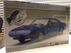 TESTORS Metal Kit 1969 Dodge Charger Daytona 1/43 1996 Rls Sealed #Testors