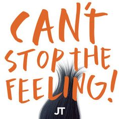 Listen CAN'T STOP THE FEELING! (Original Song From DreamWorks Animation's