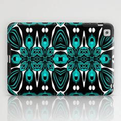 Polynesia Blue iPad Case