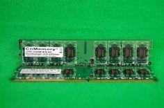 4GB Kit (2x2GB) PC RAM DDR2 CnMemory PC2-6400 800MHz 240p Speicher Riegel