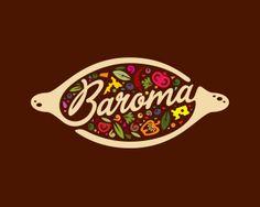 Baroma Logo Design | More logos http://blog.logoswish.com/category/logo-inspiration-gallery/ #logo #design #inspiration