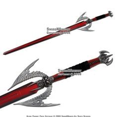 fantasy serrated sword - Google Search