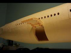 【驚愕の偉業】高校生が宿題で「1/60サイズ ジャンボ旅客機」の制作を決意、本物の設計図を元に、5年の歳月が経過した:DDN JAPAN
