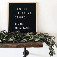 Eggs via @tuliprim