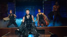 Although Magic Mike doesn't hit theaters until June 29, you can already hear the shrieks rumbling within the bellies of the globe's girls and gays given the line-up of lads slipping into g-strings for this cinematic stripper offering.