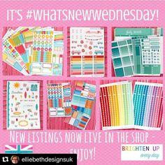 DesignTeam discount code in my bio #EBDUKDesignTeam  #EBDUK #EllieBethDesignsUK #UKplanneraddicts #UKplannersuppliers #planner #planneraddict #stickers #wlecstickers #wlec #erincondren #filofax #carpediemplanner #carpediemplannergirls #mambi #mambihappyplanner #happyplanner #colorcrush #websterspages #plumpaper #plumpaperplanners #limelife #kikkiklove by ronniesscrap