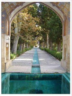 Persian garden <3