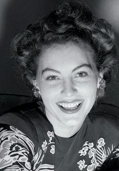 """deforest: """"Ava Gardner, 1942 """""""