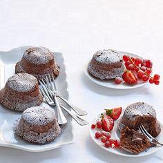 Recept - Smeltende chocoladecakejes - Allerhande