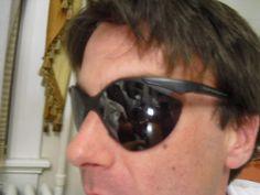 oakley sub zero sunglasses for sale  vintage oakley sub zero designer black mens sunglasses