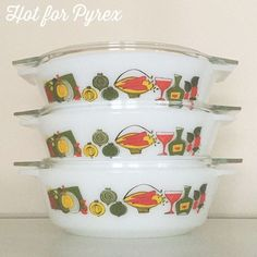 Until recently, I didn't know about the existence of European Pyrex. This Pyrex…