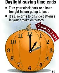 Image result for fall back daylight saving time