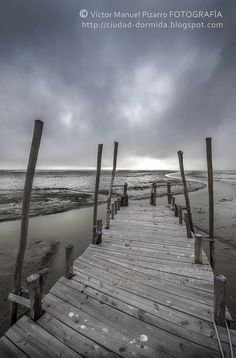 Ciudad-dormida: Puerto palafítico de Carrasqueira, una joya de la cultura pesquera de Europa / Estuario del río Sado (Alcácer do Sal, Alentejo, Portugal)