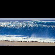 Thats a big wave