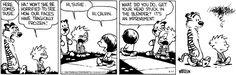 Calvin and Hobbes Comic Strip, August 11, 2016     on GoComics.com