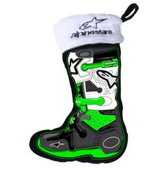 Stocking. Motocross