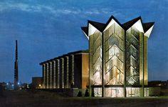 VU Chapel, Valparaiso Indiana