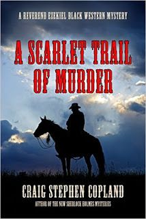 Riding & Writing...: A Scarlet Trail of Murder by Craig Stephen Copland...