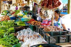 Thailand | Khao Lak | Bang Niang Market