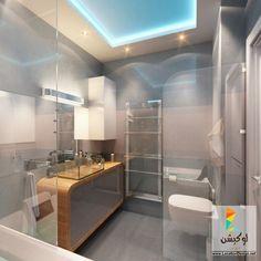 تصميمات ديكورات حمامات 2015