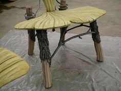 ginkgo chair legs