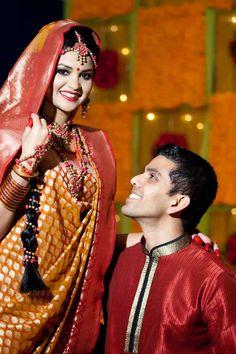 Rahul & Moushumi Halud