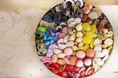 Five Stones Vintage Singapore - vintage clip on earrings