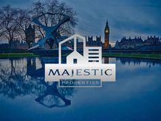 London Property, Real Estate Branding, Typo, Web Design, Marketing, Movie Posters, Visual Identity, Logos, Design Web